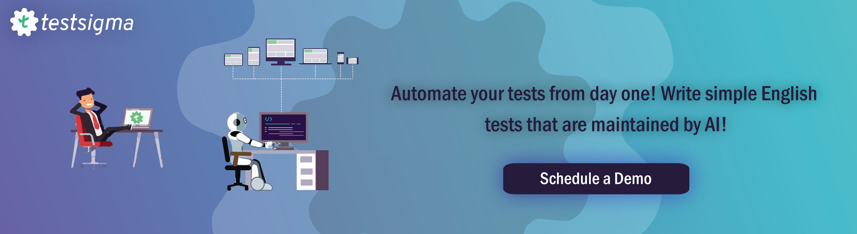 AI based simplified testing_Testsigma
