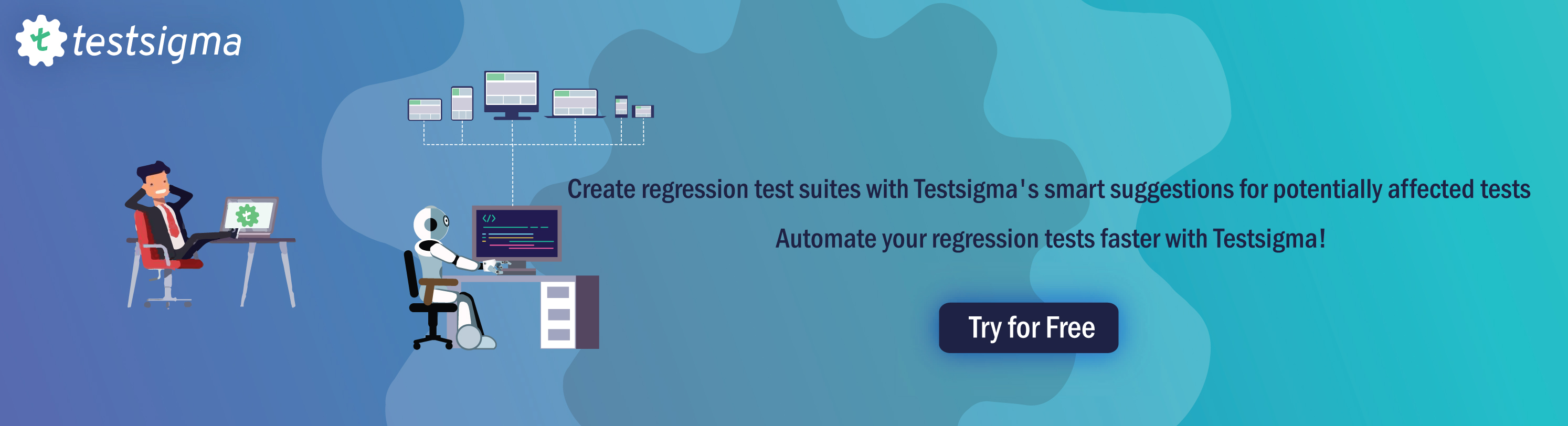 Regression Testing_banner_Testsigma