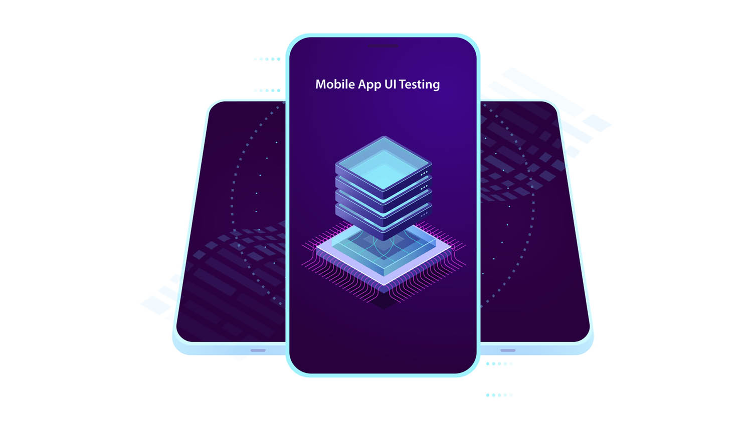 How to perform Mobile Automation Testing of the UI?