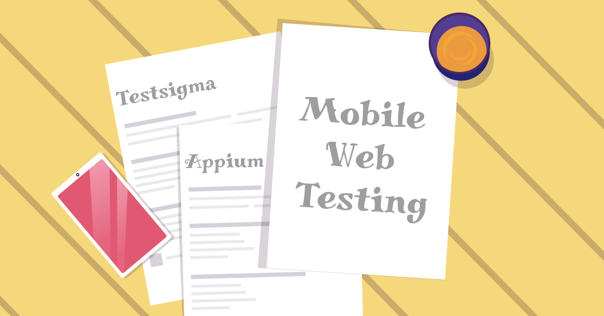 Mobile Web Testing: Testsigma vs Appium