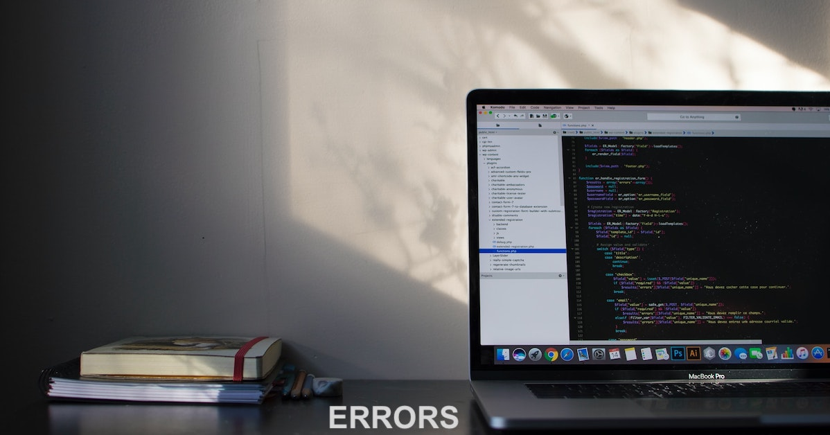 Software Testing Errors to look out for (with examples)