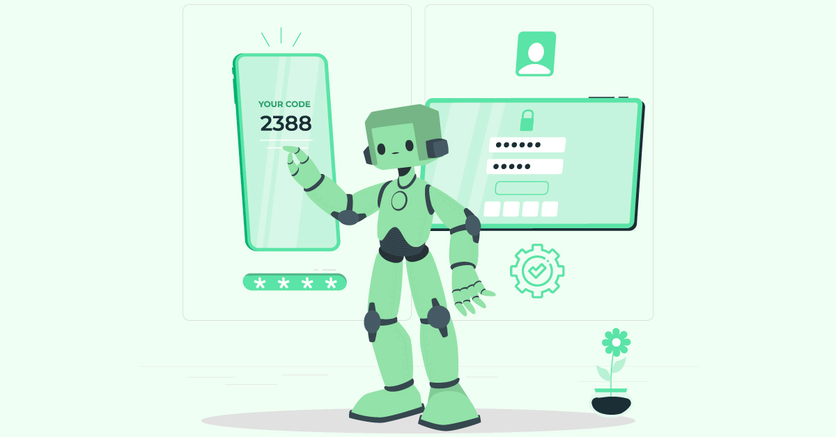 Test automation for 2FA-enabled authentication with Testsigma